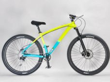 Lucky 6 STB Teal Large - Complete Wheelie Bike